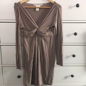 Long sleeve Max Studio dress